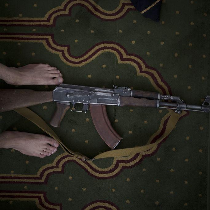 Taliban feiern Enthauptung von Soldat in abscheulichem Video-Chat (Foto)