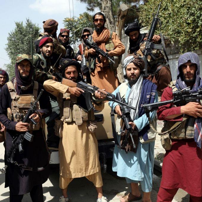 Fingernägel rausgerissen! Taliban foltern und erschießen Agenten (Foto)