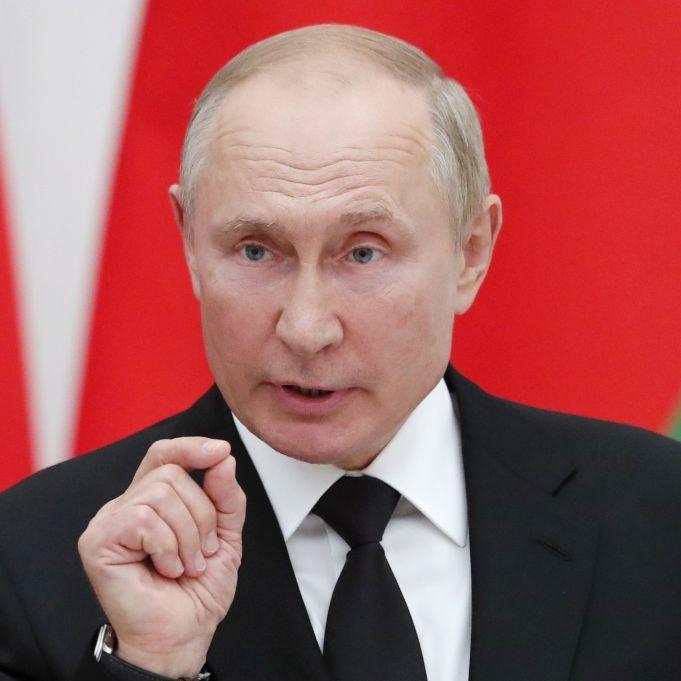 Mega-Militär-Manöver mit 200.000 Soldaten! Kreml-Chef schürt Kriegsangst (Foto)