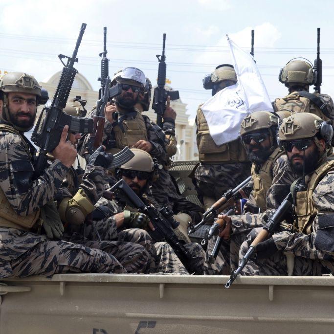 Taliban richten Mutter (30) mit Baby im Arm hin (Foto)