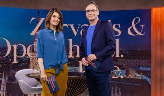 """""""Zervakis  Opdenhövel Live"""" im TV und Stream"""