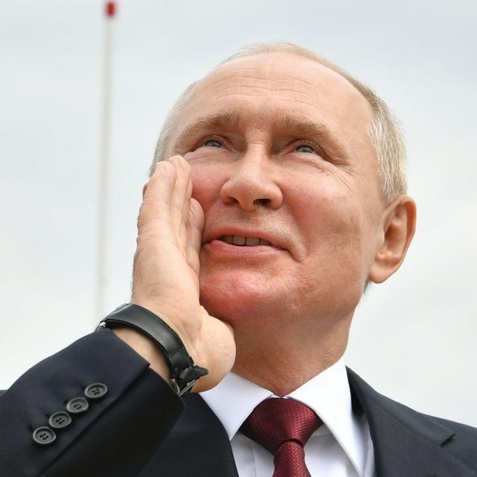 Kriegs-Angst wächst! Kreml-Boss bereitet Truppen auf Invasion vor (Foto)