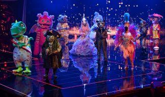 """The Masked Singer"" 2021 im Live-Stream + TV"