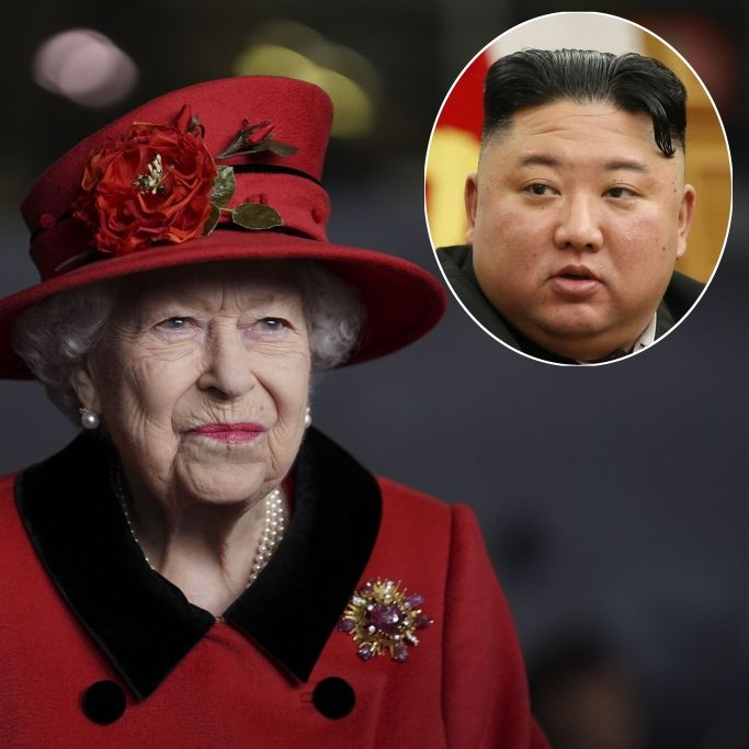 Was ist denn da los? Queen Elizabeth II. sendet Diktator Gruß-Botschaft (Foto)