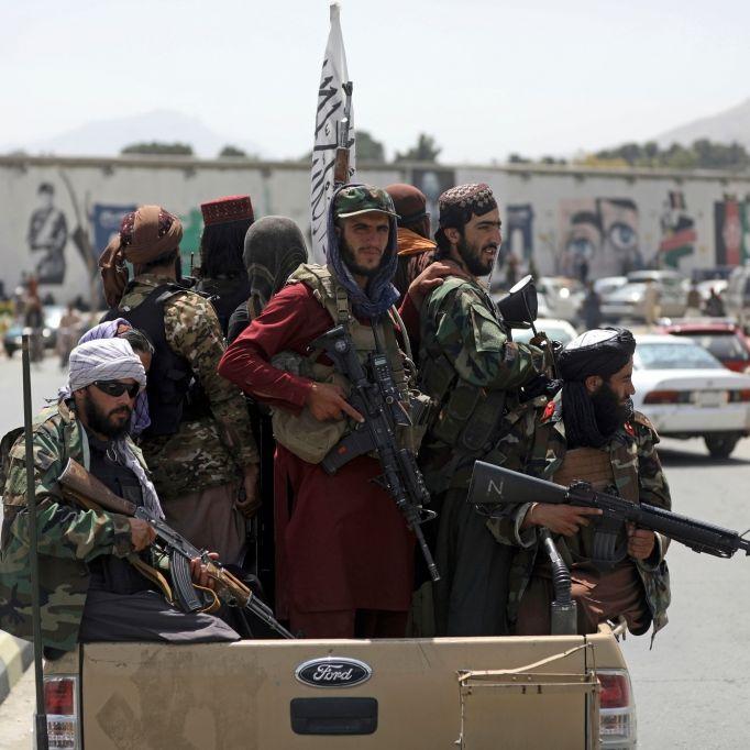 Taliban schlachten Zivilisten ab - 20 Menschen kaltblütig erschossen (Foto)