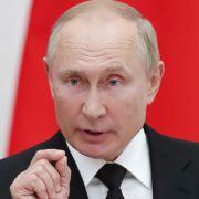 Wladimir Putin lässt seine Truppen den Ernstfall proben. (Foto)