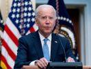 """Bei seiner Rede zum Sicherheitsabkommen """"AUKUS"""" nannte Joe Biden den australischen Premier """"den Kerl in Down Under"""". (Foto)"""