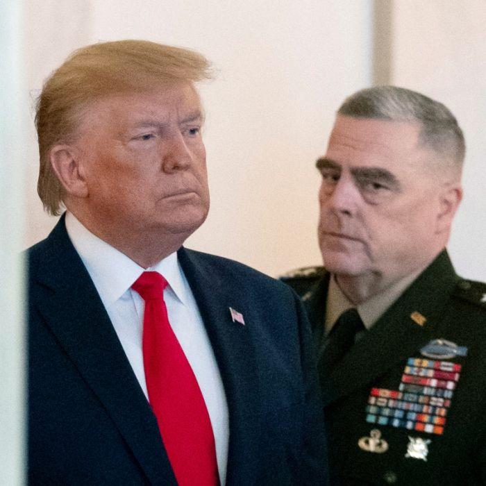 """""""Kompletter Spinner!"""" Ex-Präsident teilt gegen Militärgeneral aus (Foto)"""
