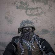 Taliban-Kämpfer sollen auch Kinder in Afghanistan getötet haben. (Foto)