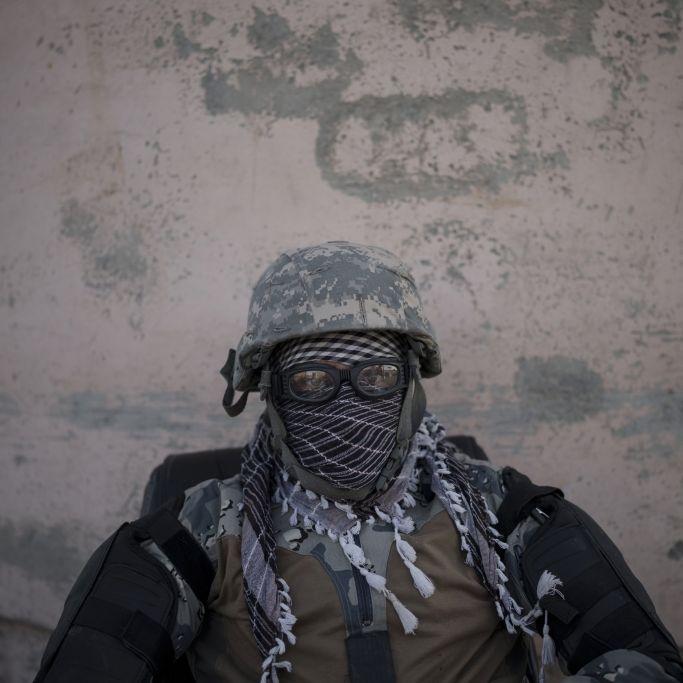 Taliban sollen Kinder enthauptet haben (Foto)