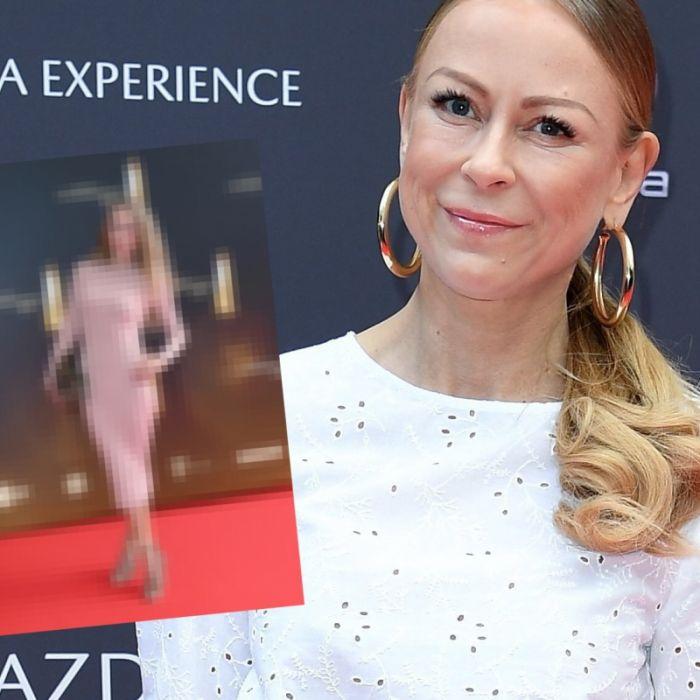 Fashion-Fauxpas! HIER entblößt die Schauspielerin zu viel (Foto)