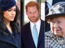 Auch in dieser Woche fanden sich die Royals in den Klatschspalten wieder. (Foto)