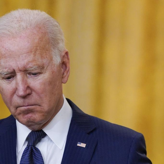 So schockierend waren die News über Joe Biden in dieser Woche. (Foto)