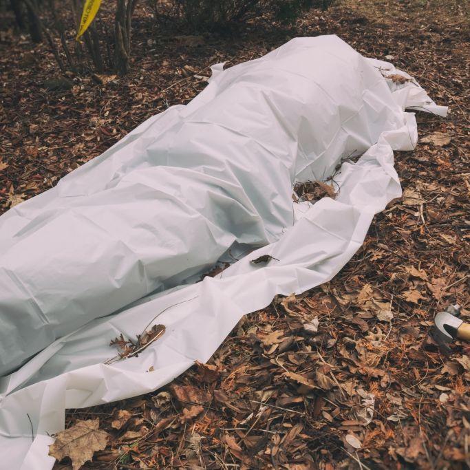 Halbnackte Frau (25) tot - Polizei nimmt Tatverdächtigen erneut fest (Foto)