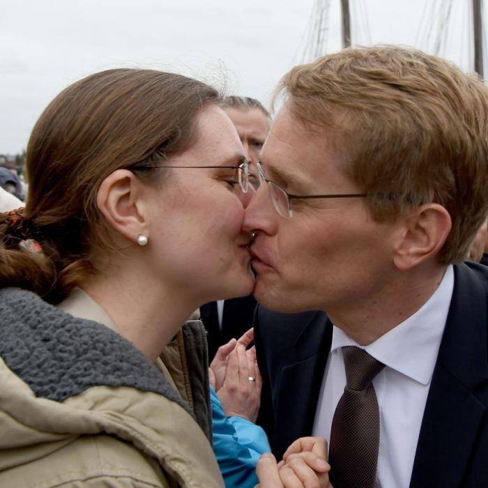 Familie, Corona und CDU! So lebt der Ministerpräsident von SH (Foto)