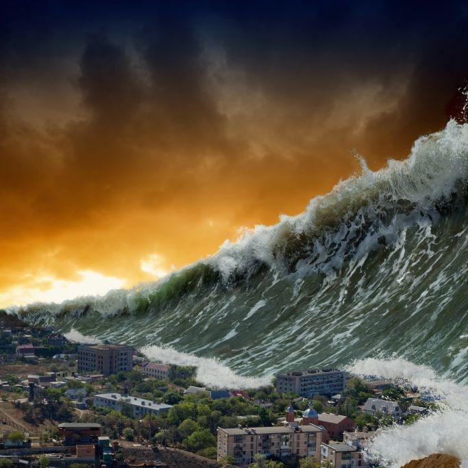 Schock-Vorhersage! Auslöschung Spaniens durch Mega-Tsunami droht (Foto)