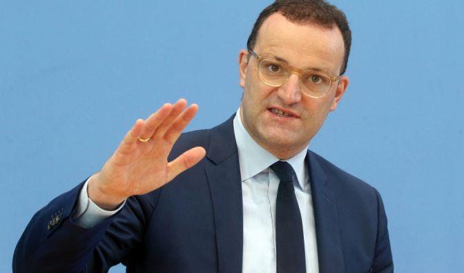 Jens Spahn fordert Lohnausfälle für Ungeimpfte im Quarantänefall. (Foto)