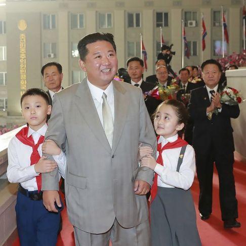 Kim Jong-un ist dabei, dass sein Nuklearprogramm auf Hochtouren voranzutreiben. (Foto)