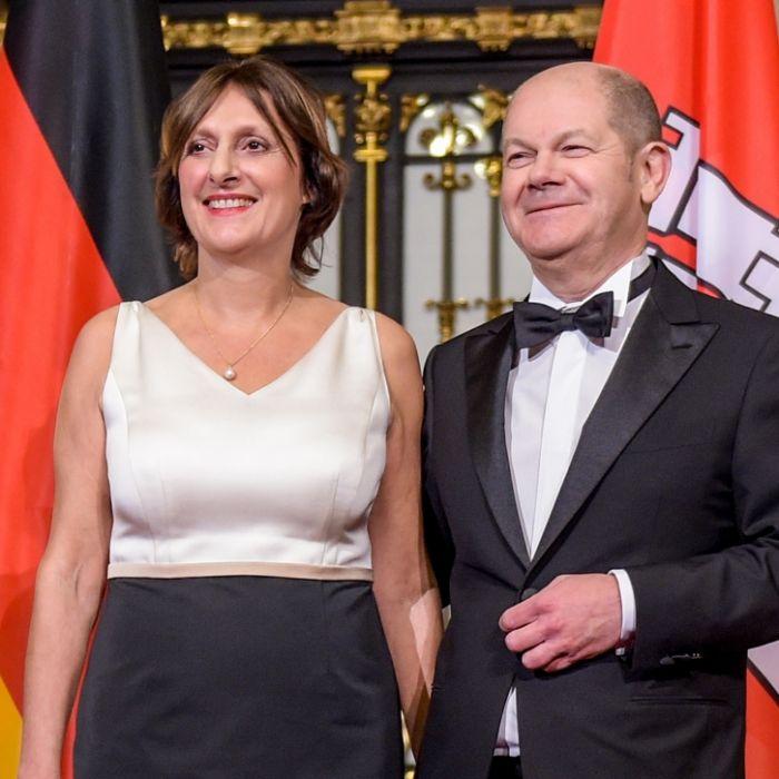 """""""Die Liebe meines Lebens!"""" So lebt die Frau von SPD-Kanzlerkandidat Olaf Scholz (Foto)"""