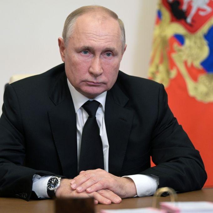 Wladimir Putin lässt aktuell unsere Heizkosten explodieren. (Foto)