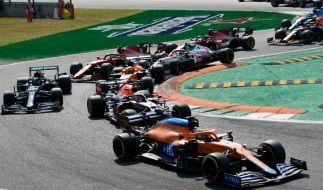 Formel-1-Ergebnisse aus Sotschi
