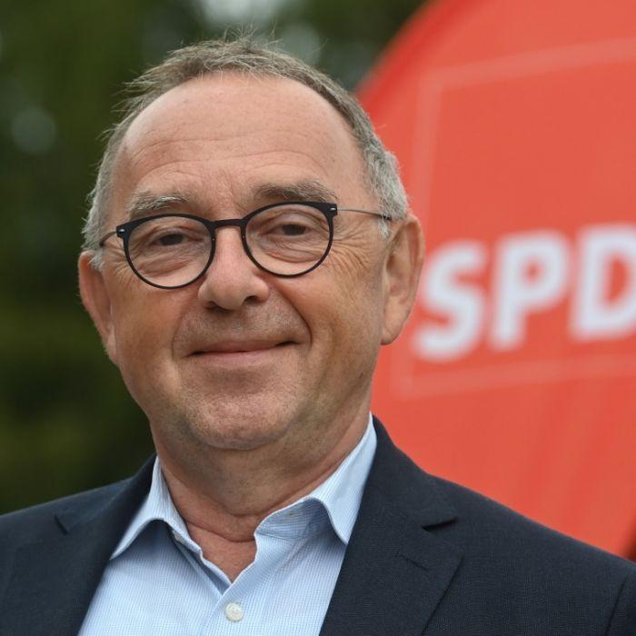 Zwischen Kunst und Familie! So lebt der SPD-Vorsitzende (Foto)