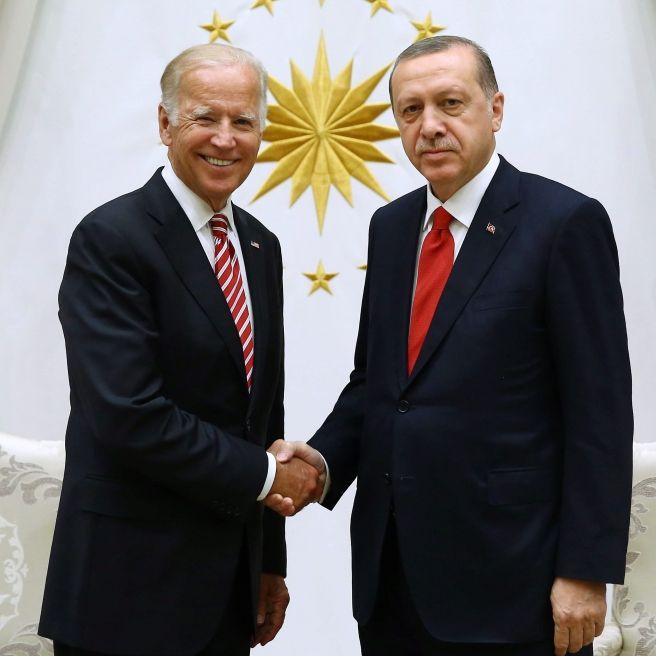 """""""Nichts Gutes!"""" Türkischer Präsident wettert über Joe Biden (Foto)"""