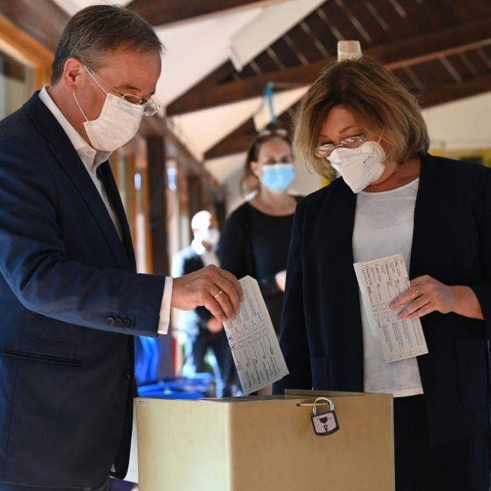Wahlbetrug mit Vorsatz? Stimmzettel des Kanzlerkandidaten sorgt für Wirbel (Foto)