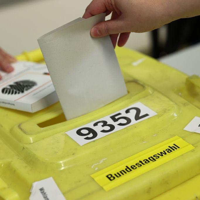 Wahlergebnis ausgezählt! Drängt sich Laschet doch noch ins Kanzleramt? (Foto)
