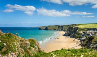 Newquay in Cornwall