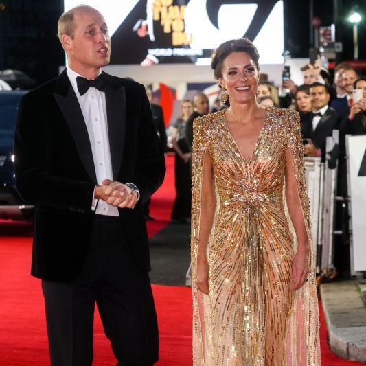 Royales Goldstück! Herzogin Kate stahl allen die Show (Foto)