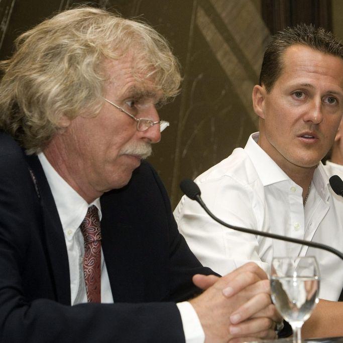 Langjähriger Arzt von Michael Schumacher verstorben (Foto)