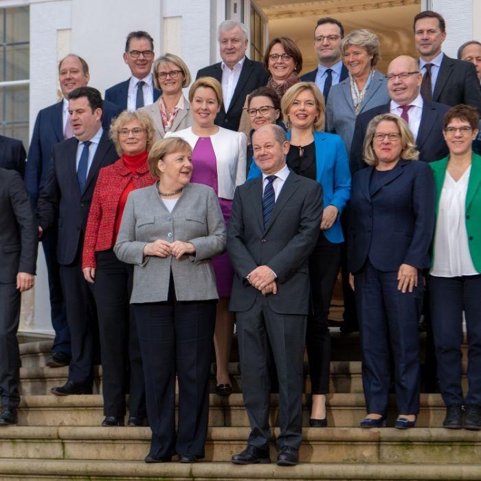 Auf nimmer Wiedersehen! Mit DIESEN Ministern rechnet Deutschland ab (Foto)