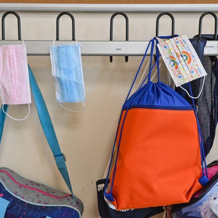 DIESE Bundesländer lockern die Maskenpflicht an Schulen (Foto)