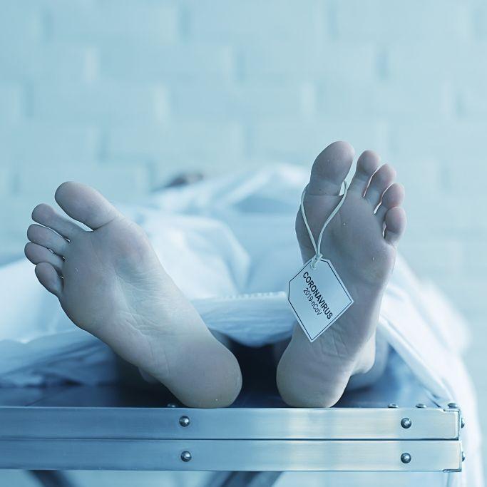 Impfverweigerer (20) stirbt tragischen Corona-Tod (Foto)