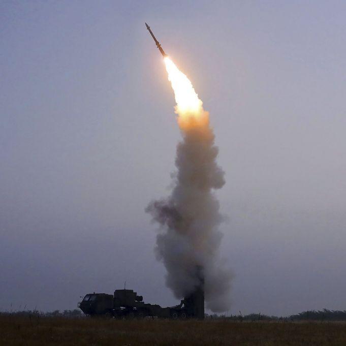 Erneuter Raketentest! Provoziert Nordkorea einen Krieg? (Foto)
