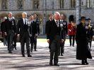 Nach dem Tod von Prinz Philip im April 2021 hat das britische Königshaus eine neue Leitfigur - doch es ist nicht Thronfolger Prinz Charles... (Foto)