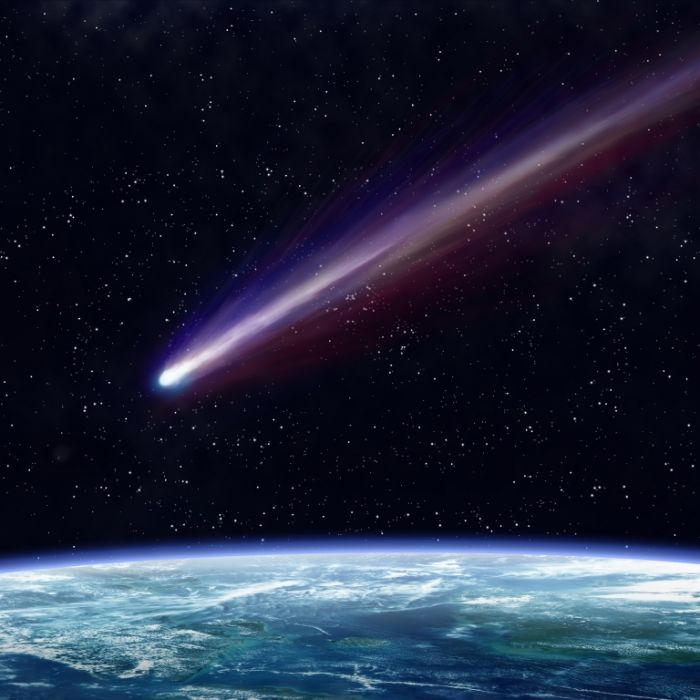 Forscher hielten ihn für einen Zwergplaneten: Mega-Komet rast auf Erde zu! (Foto)