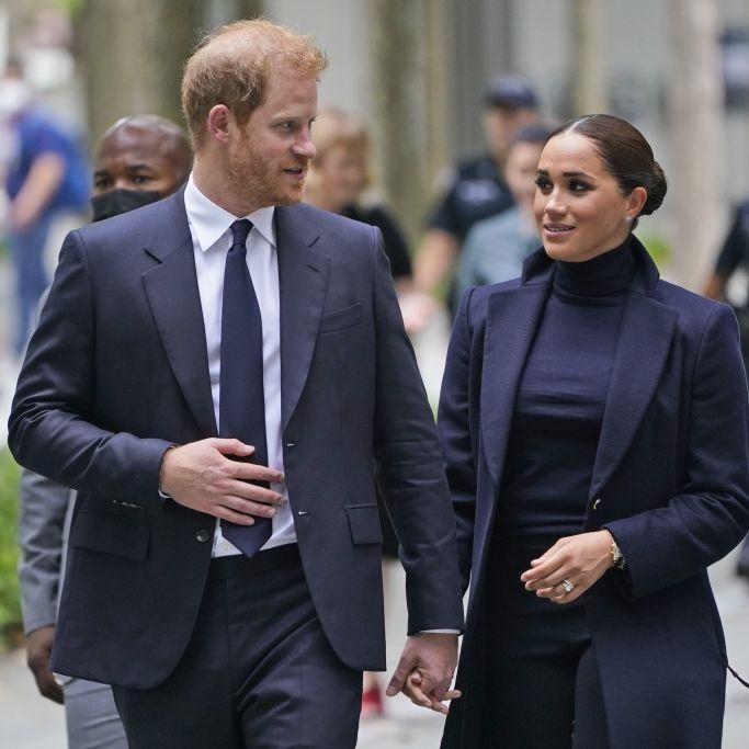 Royals-Ehe zu dritt! SIE drängt sich ständig dazwischen (Foto)