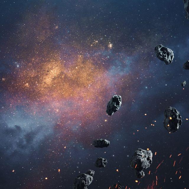 Hoffnung für die Menschheit! Asteroiden-Duo lässt Forscher jubeln (Foto)