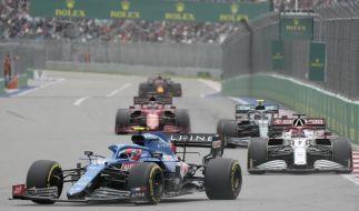 Formel-1-Ergebnisse aus Istanbul