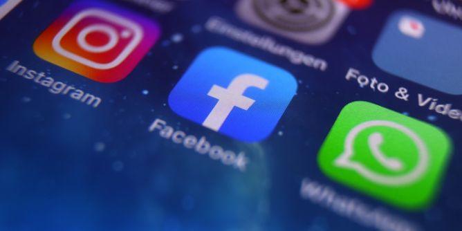 Verschwörungstheorien zu #facebookdown