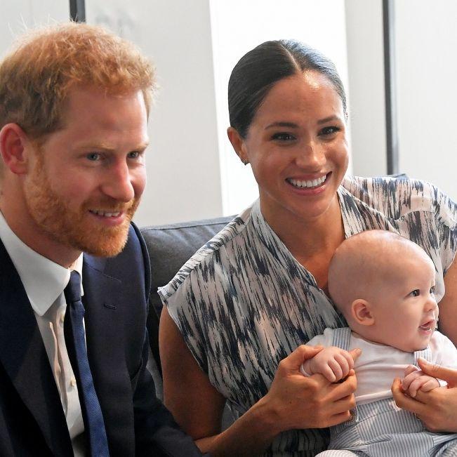 Geheimnis um Herzogin Meghans Sohn! Das macht die Royals sprachlos (Foto)
