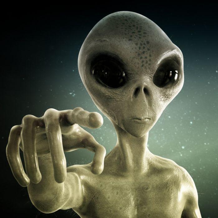 Von Aliens durchbohrt! Entführungsopfer schildet extraterrestrische Erlebnisse (Foto)