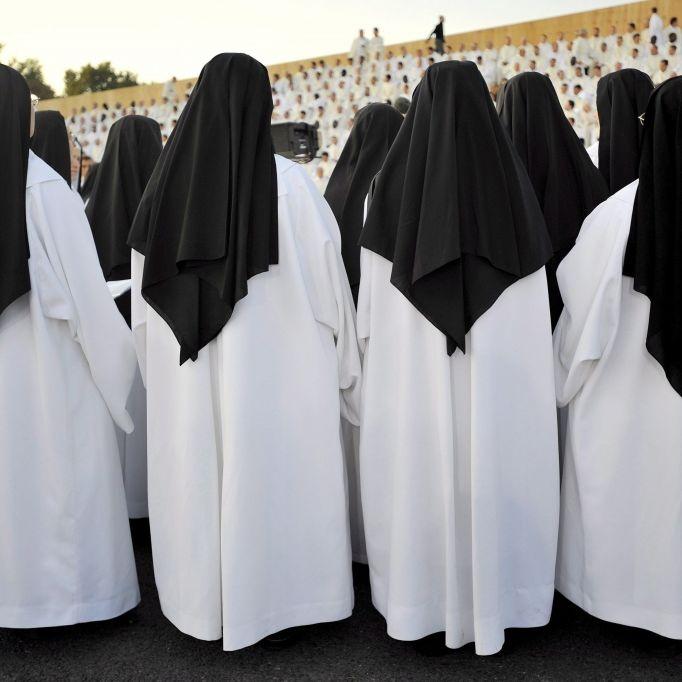 Schock-Bericht! Mädchen von Nonnen mit Kruzifixen vergewaltigt (Foto)