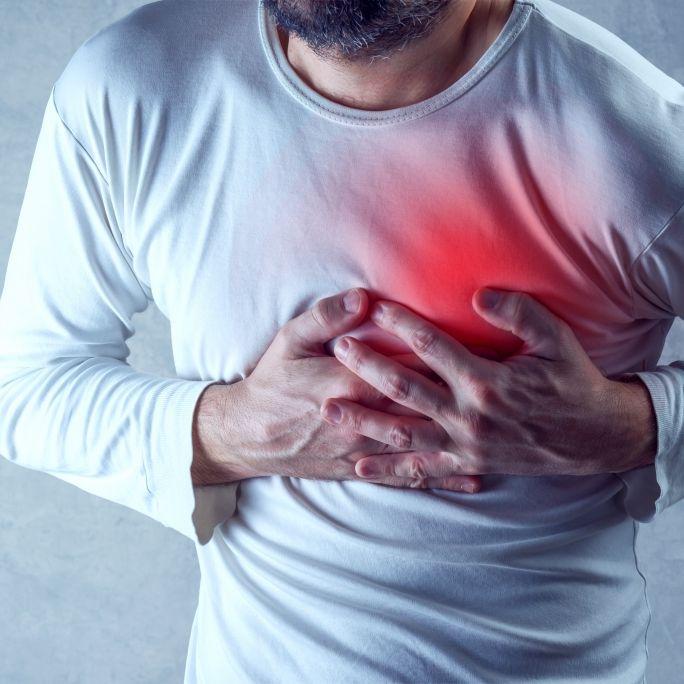 Zementpfropf bohrte sich ins Herz! Mann (56) nach Rücken-OP fast gestorben (Foto)