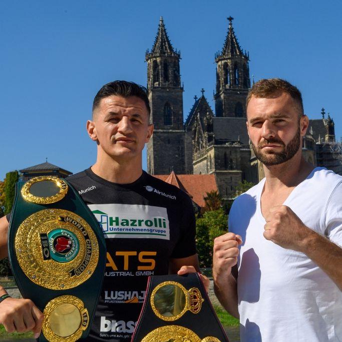 Revanche geglückt: Bösel wieder Box-Weltmeister im Halbschwergewicht (Foto)