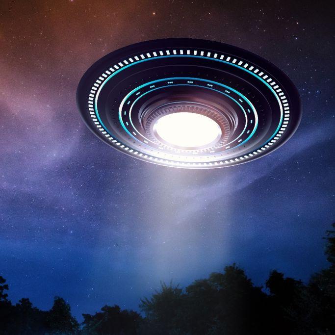 Ist es ein Alien-Raumschiff? Ufo auf Google Maps entdeckt (Foto)