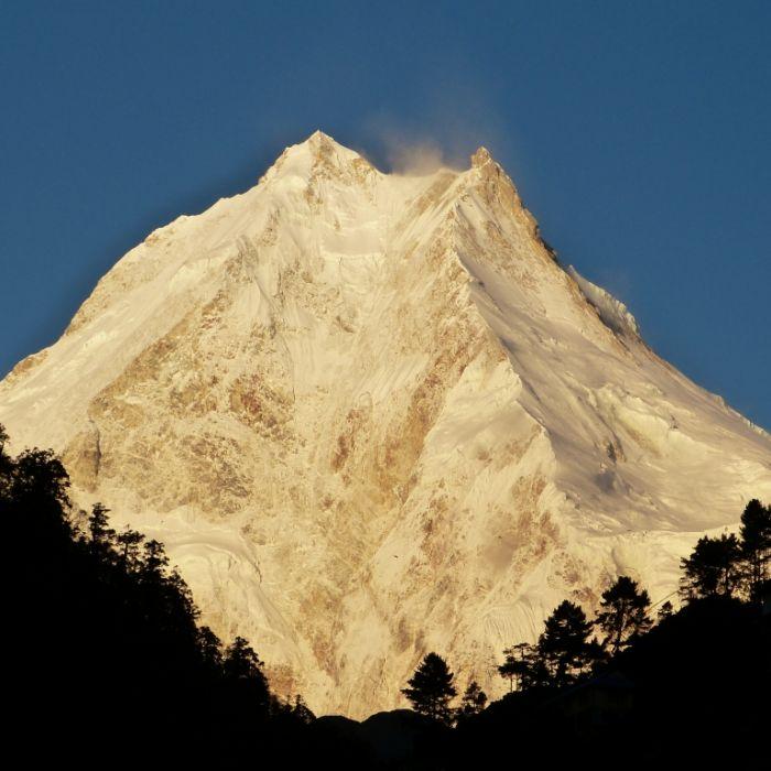 Beinamputierter Bergsteiger bezwingt Achttausender (Foto)