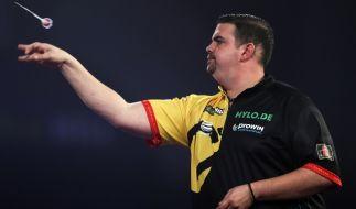 European Darts Championship 2021 in TV und Live-Stream